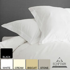 Patternless Traditional 100% Cotton Pillow Cases