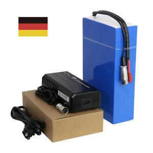 36V 15Ah 48V 20Ah Ebike Battery Lithium Ion Pack for 1000W 1500W Scooter Motor
