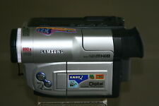 Samsung Camcorder SCL810 Hi-8 Video Transfer - Has Power Supply, Needs Battery