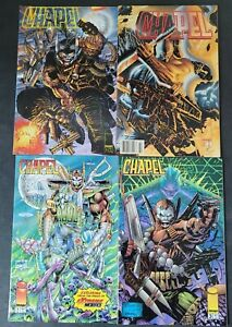 CHAPEL LOT OF 7 ISSUES (1992) IMAGE COMICS 1ST APPEARANCE! YOUNGBLOOD #1