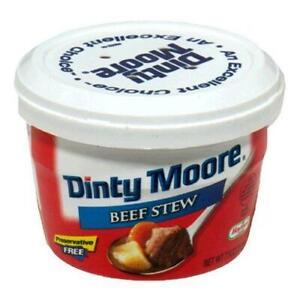Dinty Moore Beef Stew in Microwaveable Bowl, 7.5 oz ( Pack of 12 )