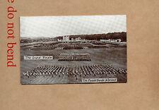 1920's Aldershot Military Tattoo card 5 The Grand Finale art