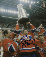 Larry Robinson signed autographed 8x10 photo! RARE! Guaranteed Authentic!