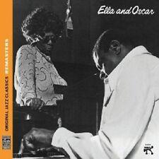 ELLA/PETERSON,OSCAR FITZGERALD - ELLA AND OSCAR (OJC REMASTERS)  CD NEU