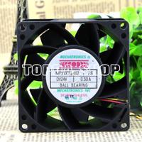 1pc MECHATRONICS MC8038E24B2 fan 24(V) 0.50(A) 3wire 80*80*38MM #XX
