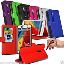 Fundas de piel sintética para teléfonos móviles y PDAs Motorola