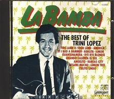 Trini Lopez La bamba-The best of (#laserlight15056) [CD]