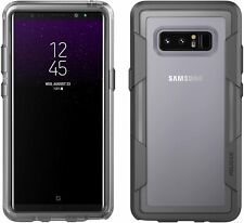 New Pelican Voyager Case & Holster for Samsung Galaxy Note 8 - Clear/Gray
