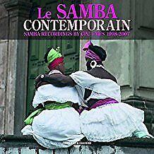 Samba recordings by CPC UMES - Le Samba Contemporain  1998-2007 chez Frémeaux &