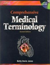 Comprehensive Medical Terminology : A Competency-Based Approach by Betty...
