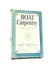 Boat Carpentry.  Book (Hervey Garrett Smith - 1955) (ID:06398)