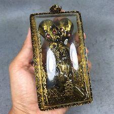 Thai Amulet Talisman Kuman Thong Skeleton Ghost Baby Spirit Voodoo Mummified #1