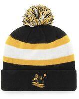 Brand New Pittsburgh Steelers Steely McBeam OTS Winter Pom Beanie Knit Hat