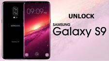 Samsung Galaxy S9/S9+, Note 8 AT&T, Cricket, Orange, Tigo,Remote Unlock 100%