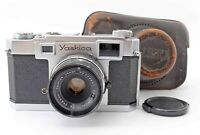 Yashica 35 35mm Vintage Rangefinder Film Camera w/4.5cm F2.8 lens [Excellent++]