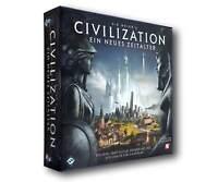 Civilization - Ein neues Zeitalter Spiel Asmodee Neu+Top