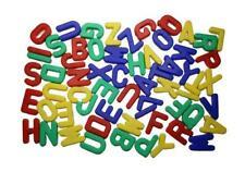 62er Set Magnetbuchstaben, 4 Farben