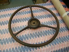 1937 115-120  Packard Standard Steering wheel .