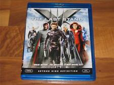 X-Men: The Last Stand (Blu-ray Disc, Widescreen)
