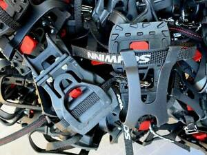 Schwinn Triple Link Spin Indoor Exercise Pedals Toe Cage Replacements