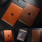 Genuine Leather Slim Stand Folios Cover Case For iPad 2 3 4 mini Pro 12.9'' 9.7