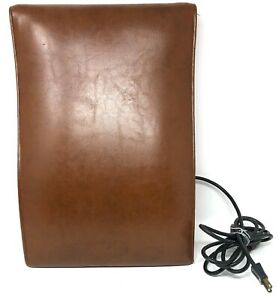 1950's Relax-It Electronic Contour Cushion 770 Seat Vibrating Massage Chair Back