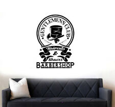 BarberShop Barbers Cool Wall Art Sticker/Decal 2