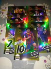 LIGA 14/15 PANINI 2015 MEGACRACKS 2014 LEGEND FAVOURITE CARD MESSI BALE RONALDO