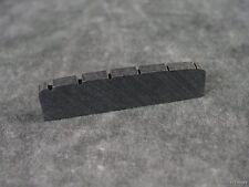NEW RICKENBACKER 6 STRING GUITAR NECK NUT BLACK PART 320 330 340 350V63 360 370
