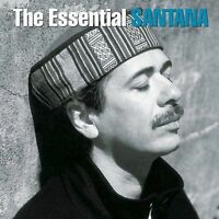 The Essential - Santana 2 CD Set Greatest Hits Sealed