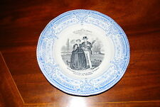 Exceptional Creil Montereau The Pleasures Of Household Wall Or Cabinet Plate #4