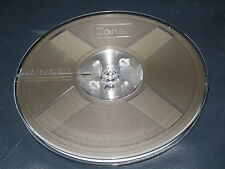 Magnetic Audio Tape Zonal 830 standard play with a white back coating
