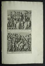 f 1700c ROMA ITALIA Org.Inc/Rame P.BARTOLI -J.de Rubeis