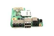 Original Dell OEM Latitude C959C E5400 USB Audio Jack DC-IN Jack Board