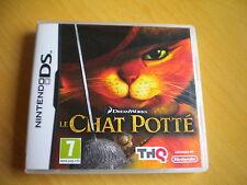 LE CHAT POTTE   !  JEU DS / DS LITE / DSI /  DSI XL