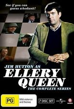 Ellery Queen - The Complete Series (DVD, 7-Disc Set) BRAND NEW SEALED