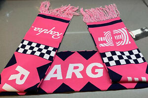 Rapha EF Education First Scarf High-Vis Pink One Size Ltd Edition New With Tag