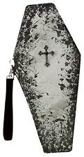 COFFIN CLUTCH GOTHIC VAMPIRESS PURSE BAG COSTUME ACCESSORY GC5907