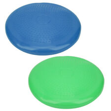 Thickened Yoga Inflatable Pad Gym Sports Fitness Wobble Massage Poise Cushion