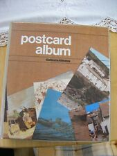 New ListingPostcard Album With 120 Antique Postcards