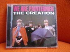 CD :THE CREATION : WE ARE PAINTERMEN – BRITISH PSYCHEDELIC MOD JERK   + 12 BONUS