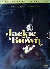 JACKIE BROWN - SAMUEL L. JACKSON, PAM GRIER, R. De NIRO - (2) DVD SET - SEALED