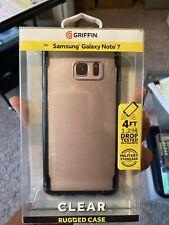 Griffin Survivor Clear Bumper Case for Samsung Galaxy Note 7