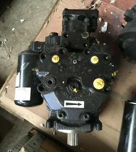 Linde BPV70-01R 0002665 Hydraulikpumpe Verstellpumpe BPV 70-01R 0002665