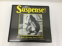 Best of Suspense 24 Complete & Original Broadcasts on 12 Cassettes Theater Radio