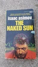 The Naked Sun by Isaac Asimov Vintage PB Fawcett
