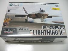 "Kitty Hawk 1/48 KH80132 F-35C ""Lightning II"""
