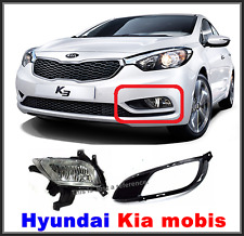 GENUINE FOG LAMP LIGHT+COVER LH 92201A7000 2pc for KIA K3 ; Forte (2013~2016)
