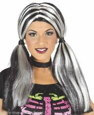 Halloween Costume Wigs & Facial Hair