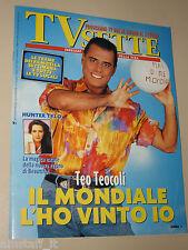 TV SETTE=1994/25=TEO TEOCOLI=I POOH=PATRIZIA PELLEGRINO=HUNTER TYLO=PIPPO BAUDO=
